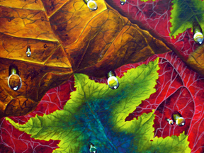 Acrylic Painting_Leaves thumb 288