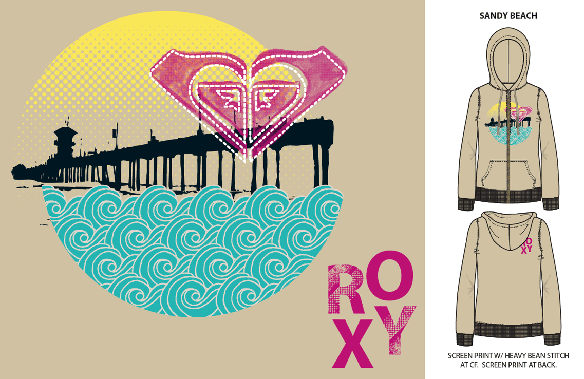 Updated Roxy Apparel Graphics I-5