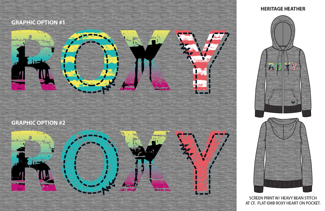 Updated Roxy Apparel Graphics I-6