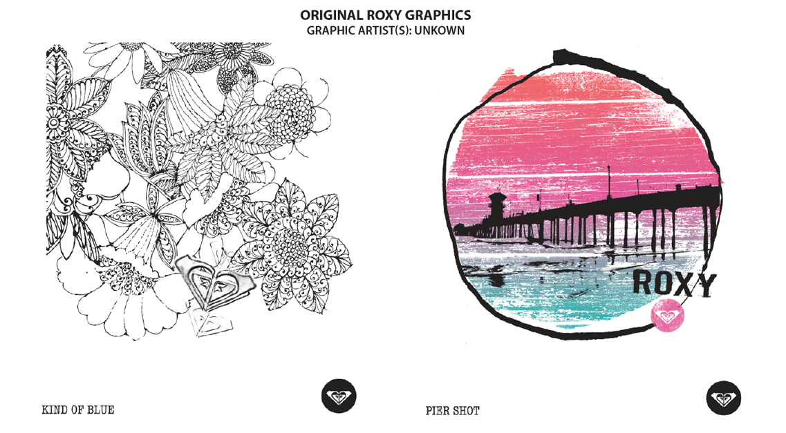 Updated Roxy Apparel Graphics I-0