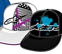 Alpinestars 2008 Headwear Development
