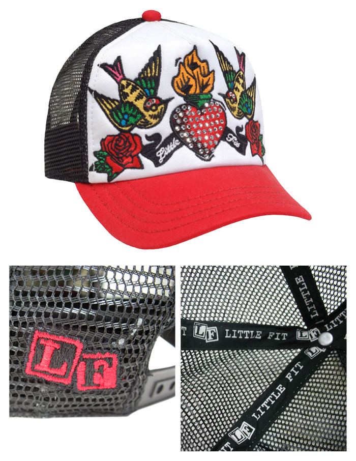 Little Fit Graphics & Trucker Designs 2008
