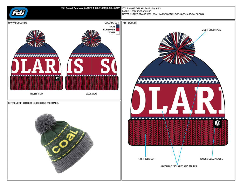 Dillard's Solaris FAWI 2013-3