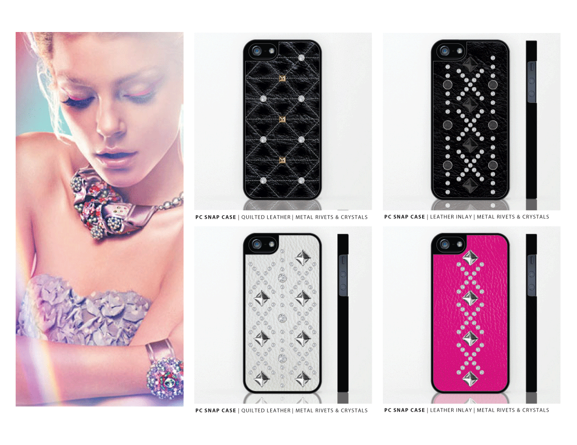 Swarovski iPhone Cases-1