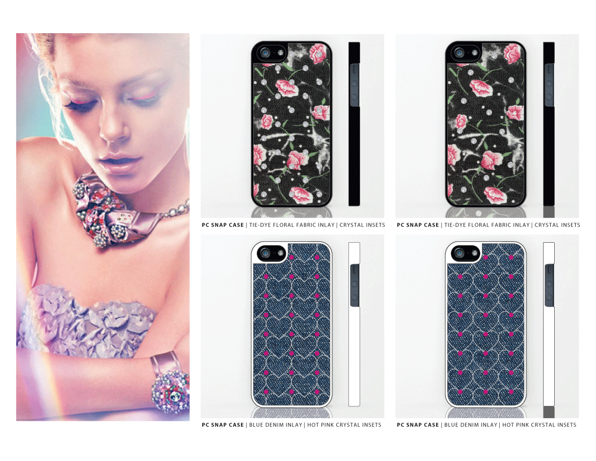 Swarovski iPhone Cases-2